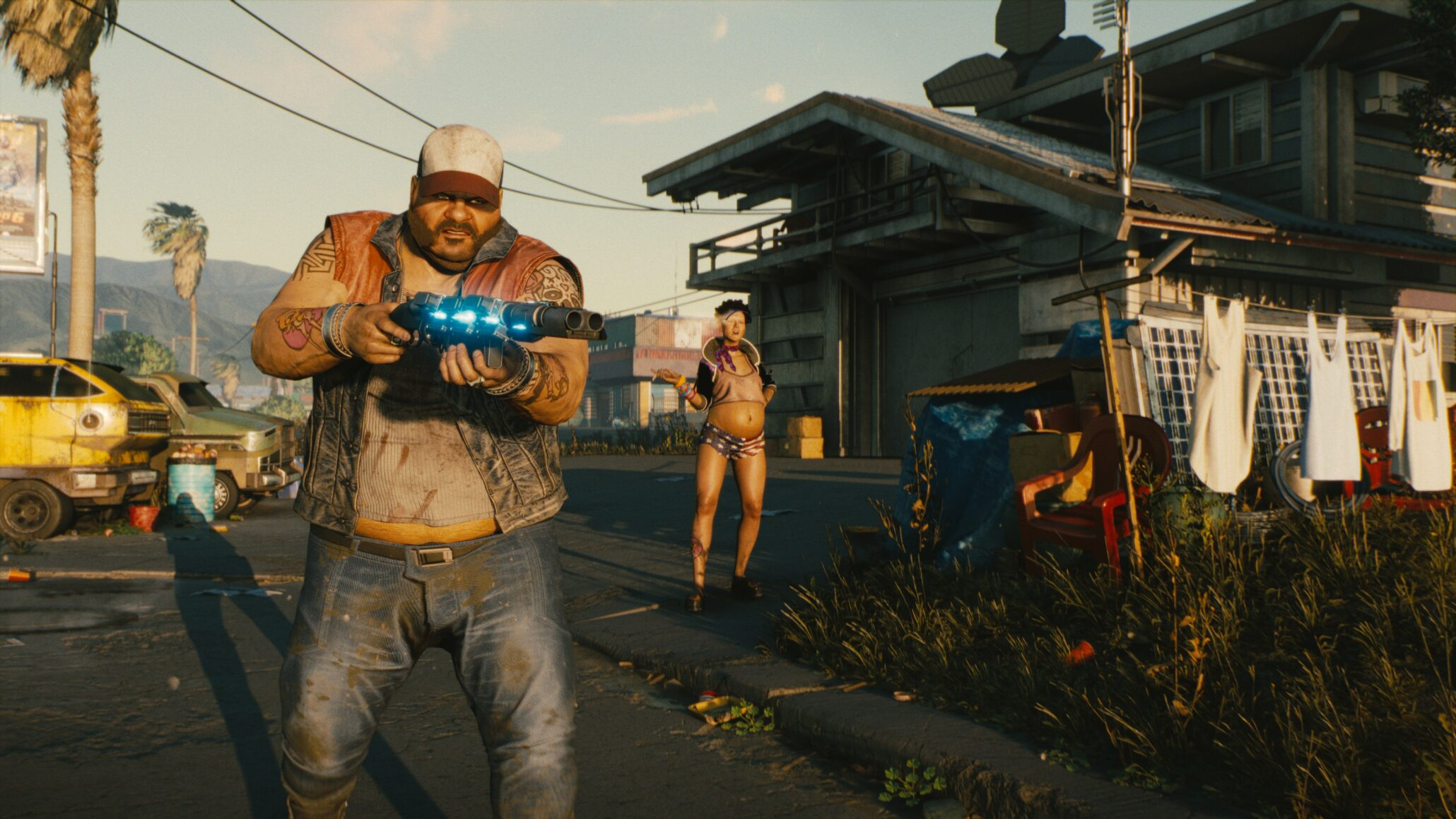 Cyberpunk 2077 World Density Is Best Perceived From A 1st ...