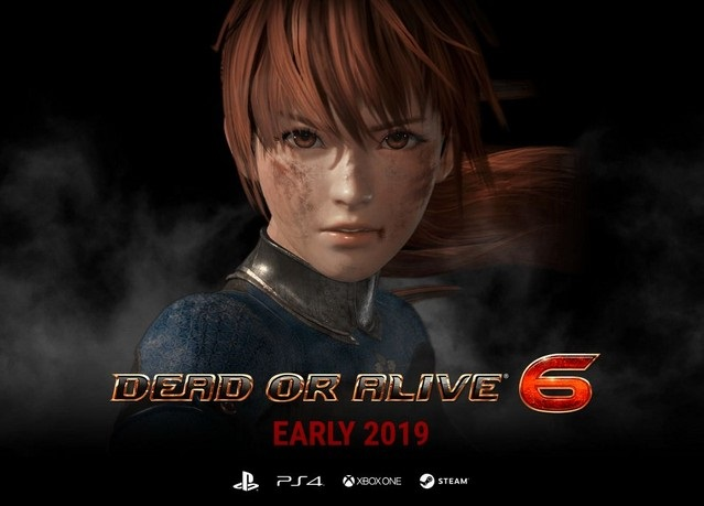 Dead or Alive 6 Confirmed For PC And Consoles