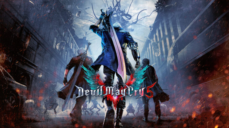 Image of article 'Devil May Cry 5 Legendary Dark Knights Mod Promises to Bring a Real Challenge to the Game'