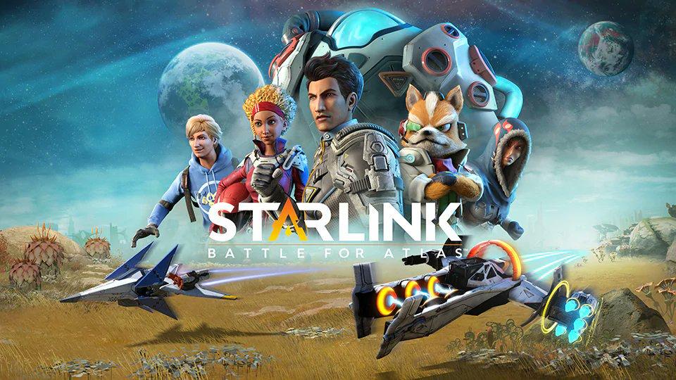 starlink battle for atlas star fox switch