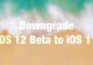 downgrade-ios-12-beta-to-ios-11