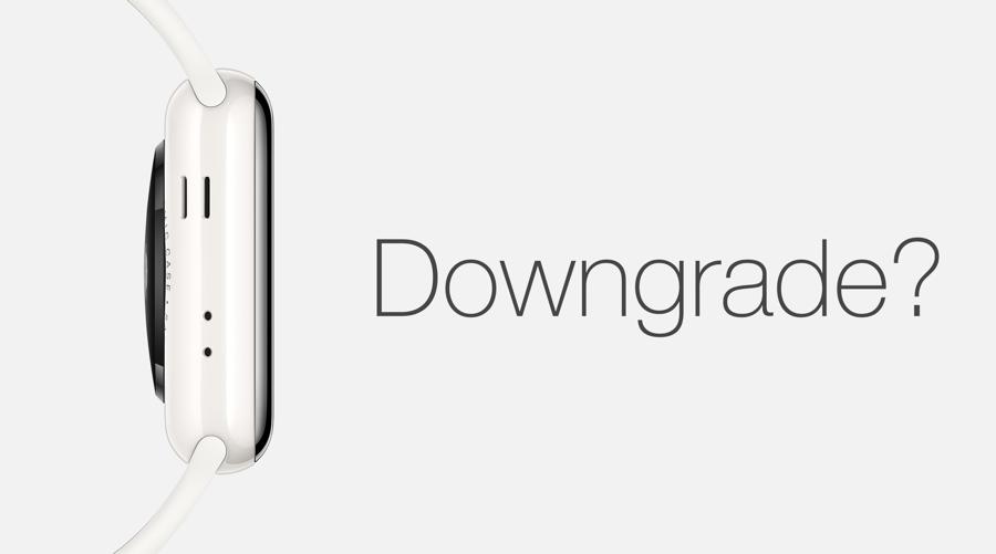 Downgrade watchOS 5 Beta to watchOS 4: The Possibilities