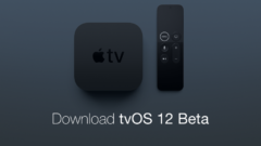 Download tvOS 12 Beta