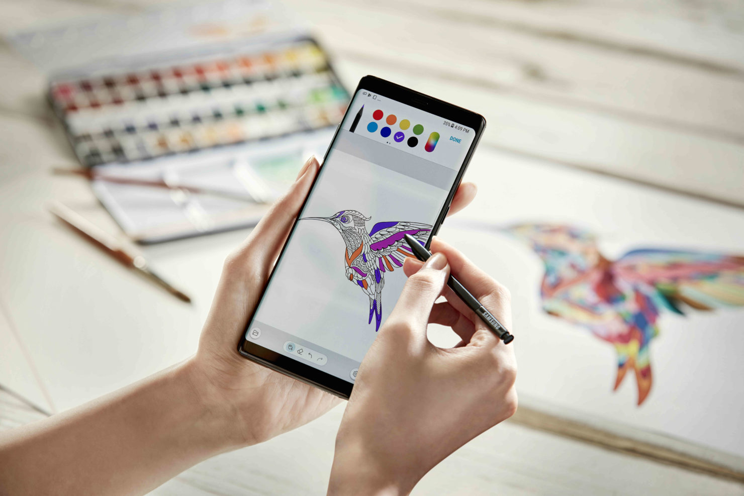 Galaxy Note 9's S Pen to Come With Major Upgrades, Hints Leakster and Will Be Worth the Wait