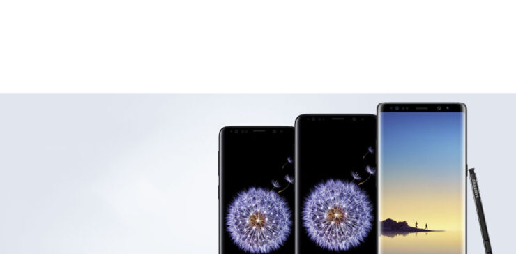You Can Save $300 Right Now on the Purchase of a Galaxy S9, Galaxy S9 Plus & Galaxy Note 8