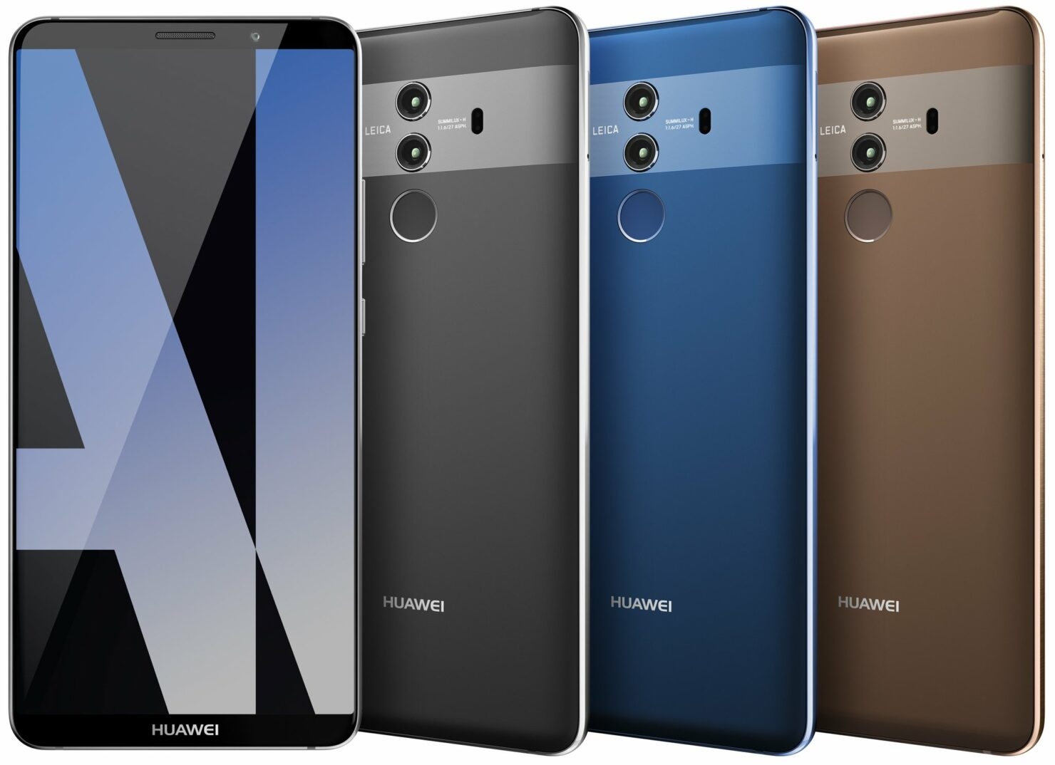 Huawei Mate 20 & Mate 20 Pro Will Not Feature 5G Connectivity - Company's First 5G Phone to Land in 2019
