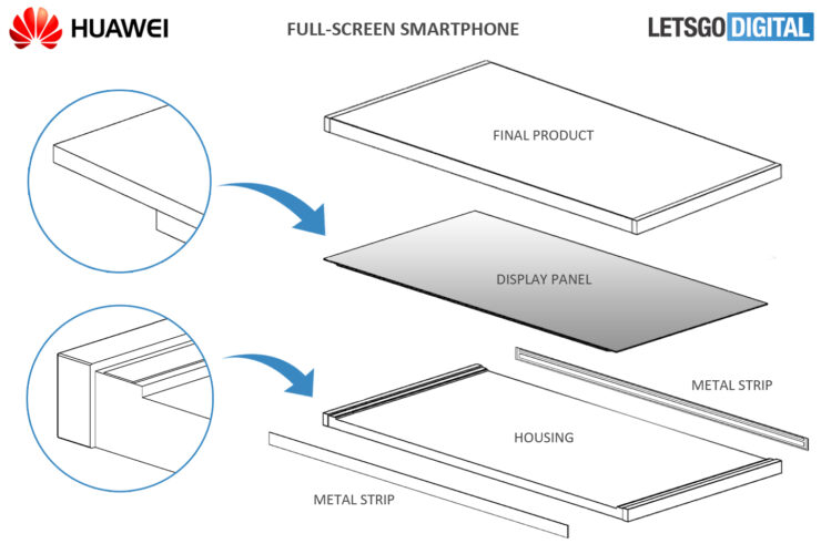 Huawei to Possibly Release an OPPO Find X Competitor in the Future, Thanks to the Latest Patent