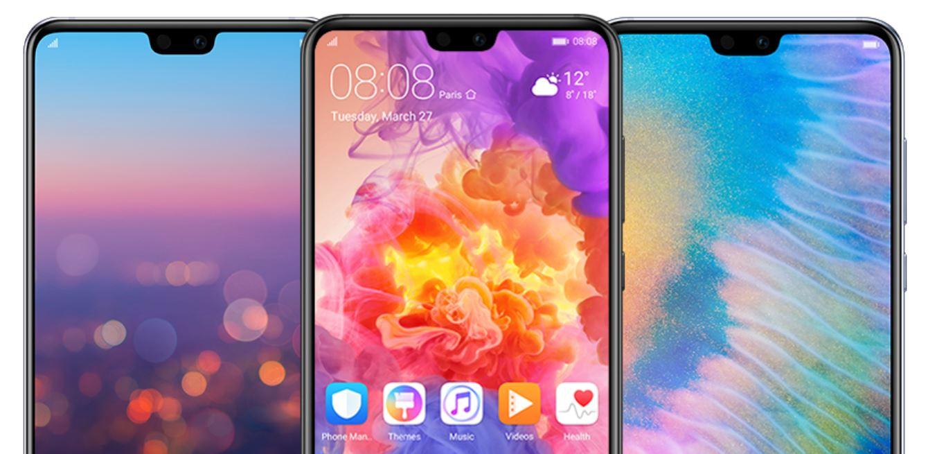 Vivo NEX, Hauwei P20, OnePlus 6, Xiaomi Mi 8 And More