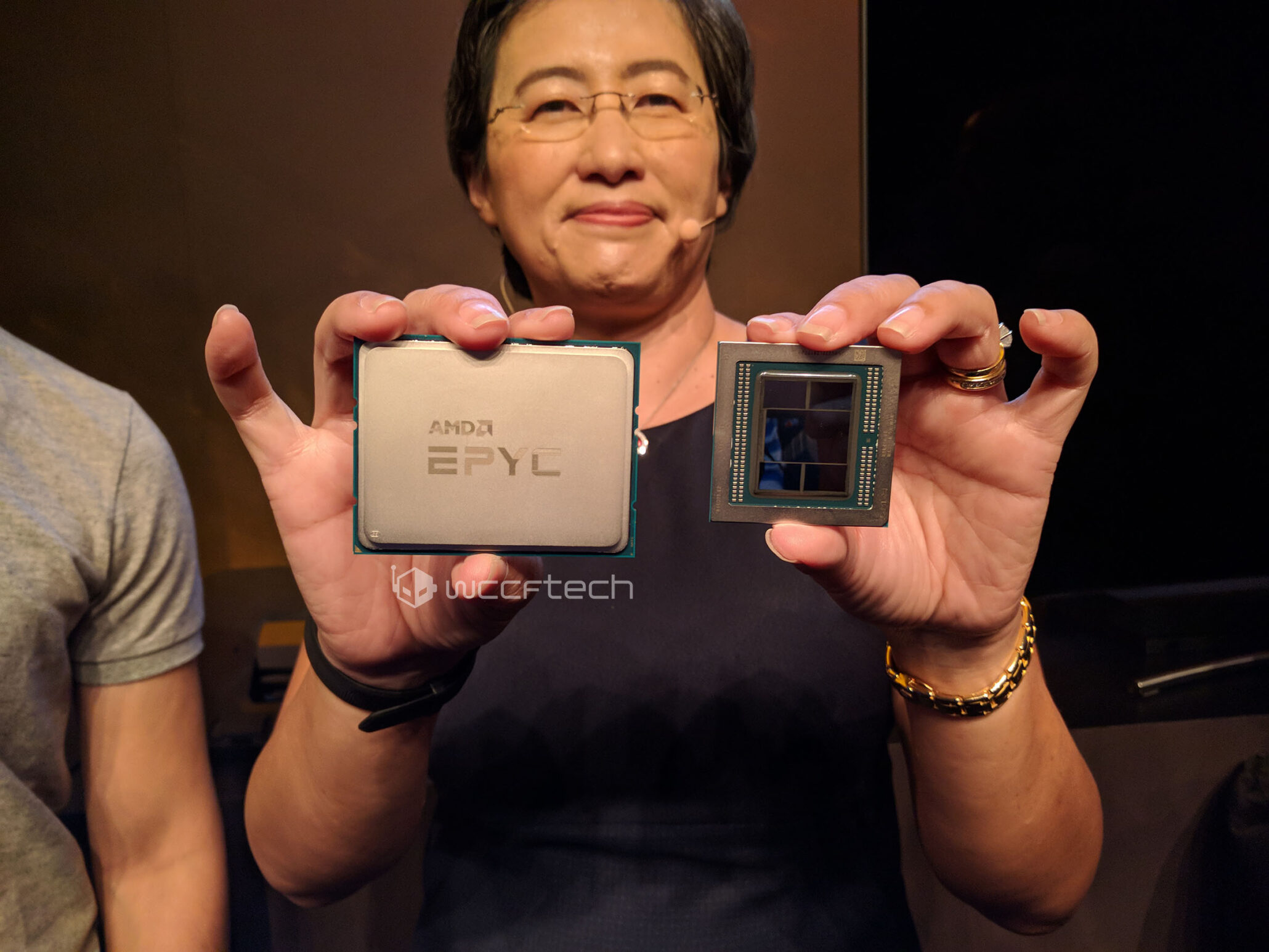 AMD 7nm Vega GPUs and 7nm Zen 2 CPUs Mass Production at TSMC