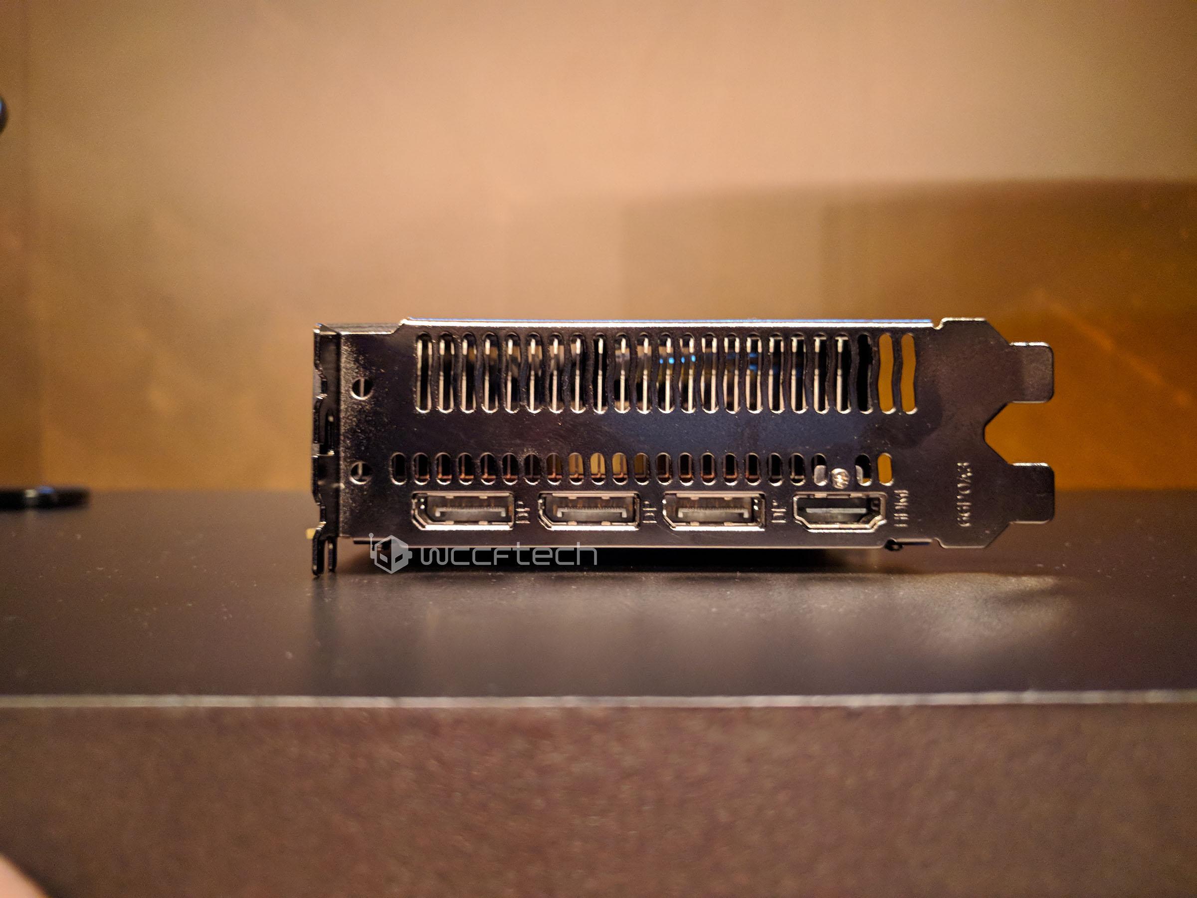 AMD Radeon RX Vega 56 Nano (Powercolor) Close-up Shots From