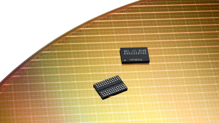 Samsung to Commence LPDDR5 & UFS 3.0 Chips Production in H2 2018