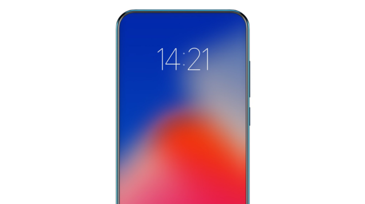Lenovo Z5 not completely bezel less has a camera in chin bezel