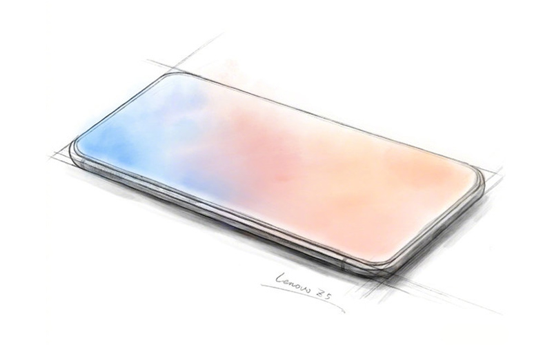 Lenovo Z5 goes official with 90 percent screen-to-body ratio