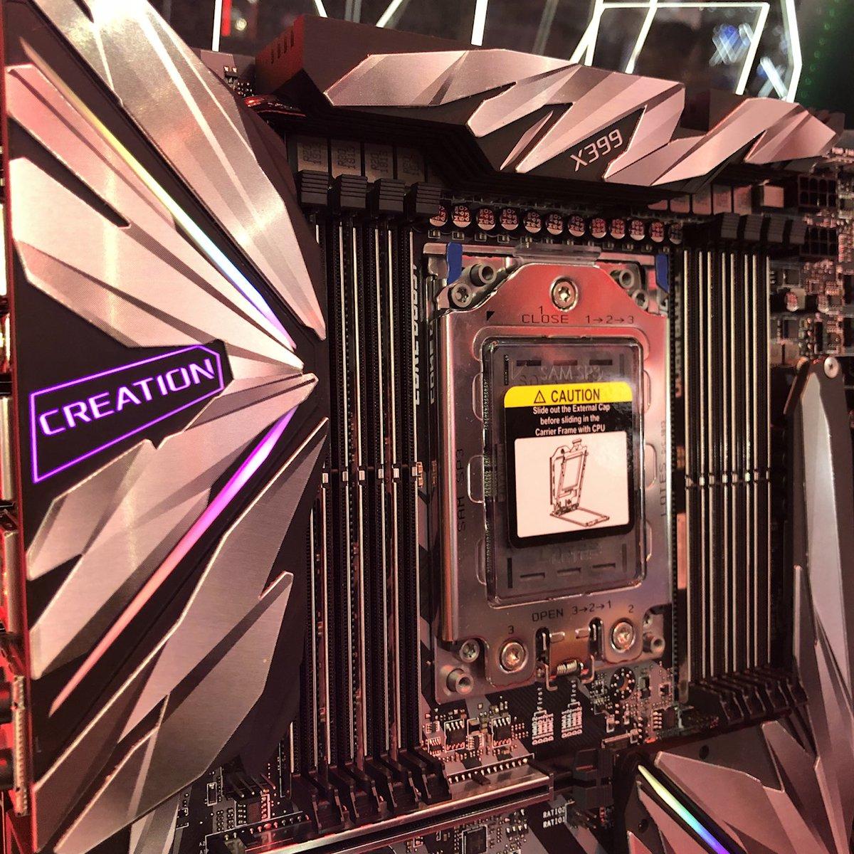 MSI Menjadi Satu-Satunya Motherboard Maker Yang Menawarkan Resizable BAR Support Di Seluruh Platform HEDT Termasuk AMD TRX40, X399 & Intel X299