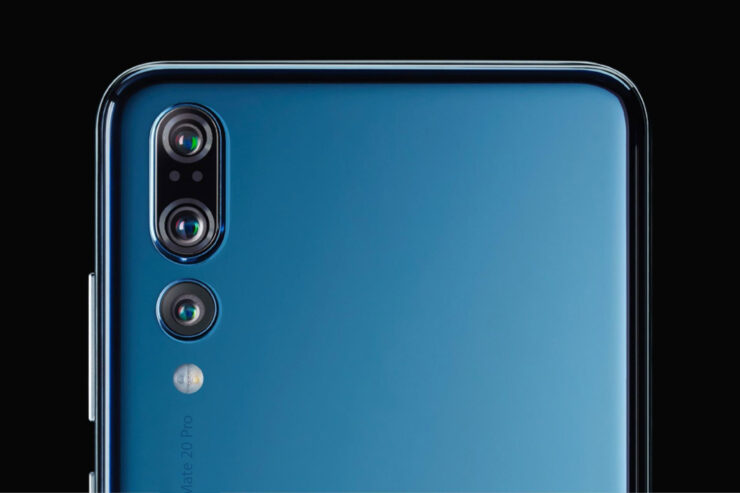 Huawei Mate 20 Pro 6.9 inch OLED Samsung display