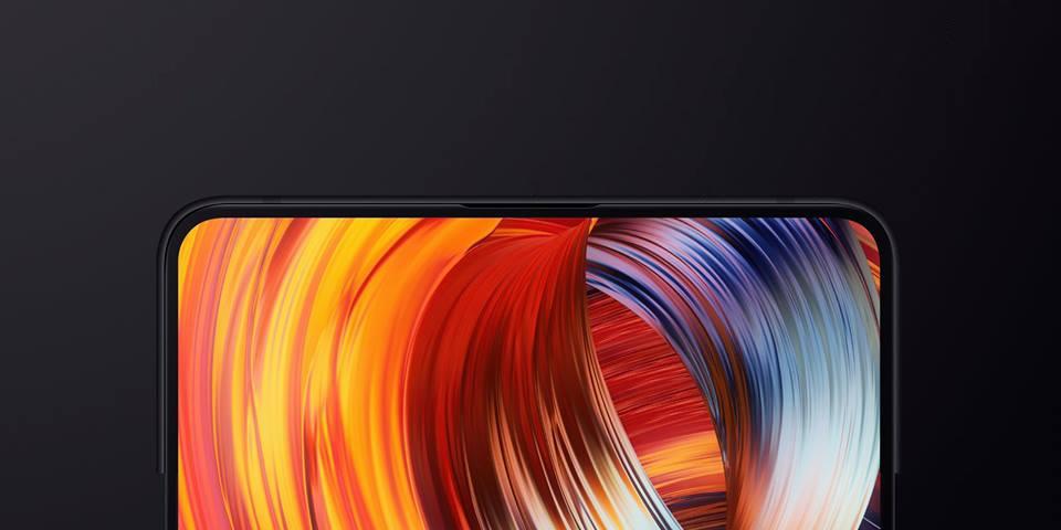 Xiaomi Mi MIX 3 live image leak