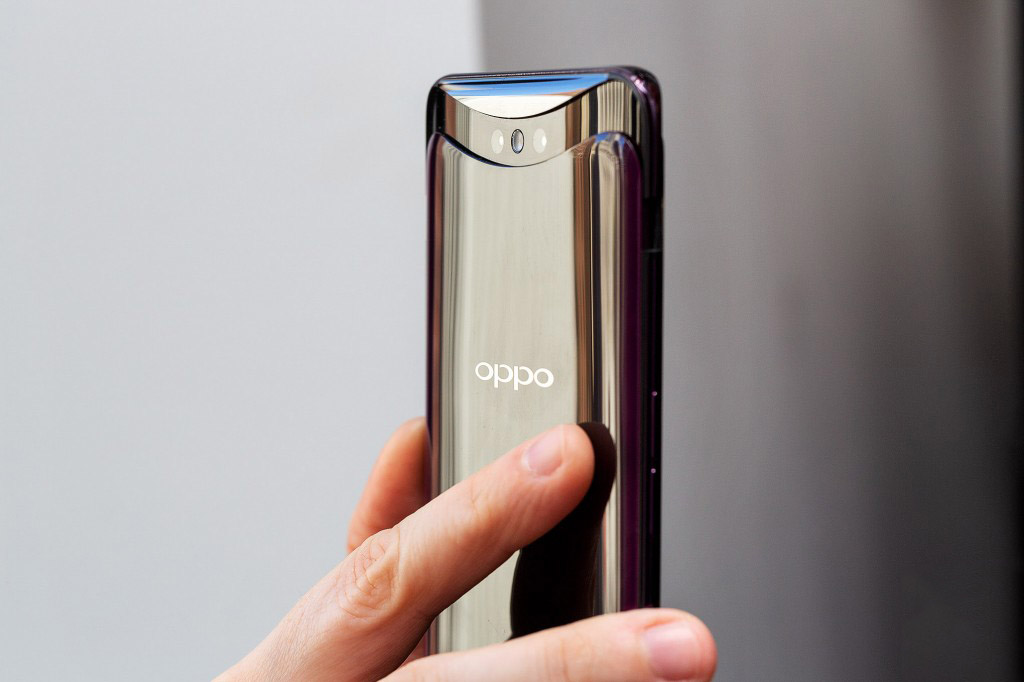 Image result for find x oppo mechanism