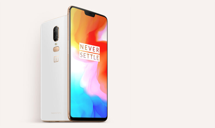 OnePlus 6 Silk White Sold Out in Under 24 Hours After it Became Official
