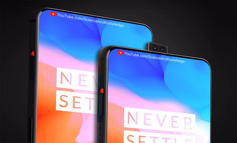 OnePlus 6T Concept Video