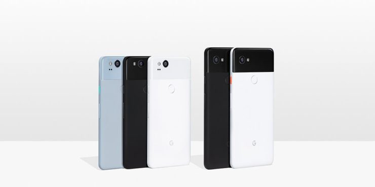 Pixel 3 and Pixel 3 XL screen sizes leaked