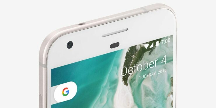 Pixel with Snapdragon 710 codenamed Bonito
