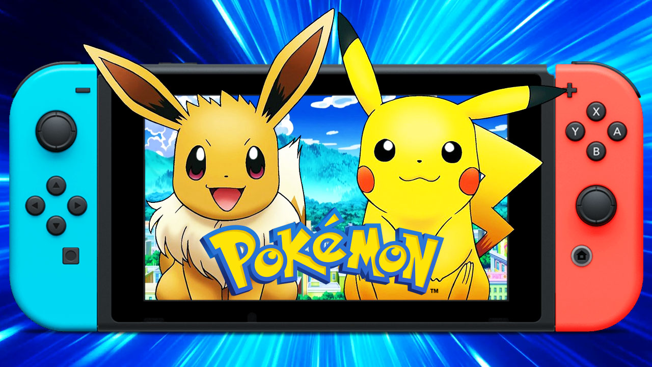 Pokemon Lets Go Pikachu Eevee Vs Yellow Graphics