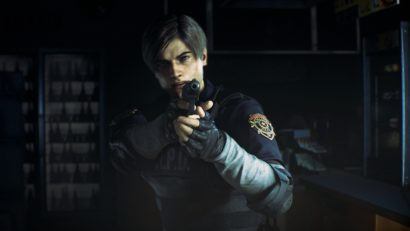 Resident Evil 2 Remake Uses Over-the-Shoulder Camera Like RE4