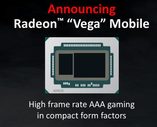 AMD Radeon RX Vega 56 Mobile