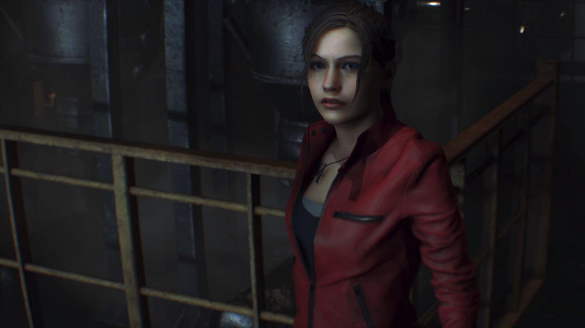Resident Evil 2 Remake Camera Perfectly Captures Struggle
