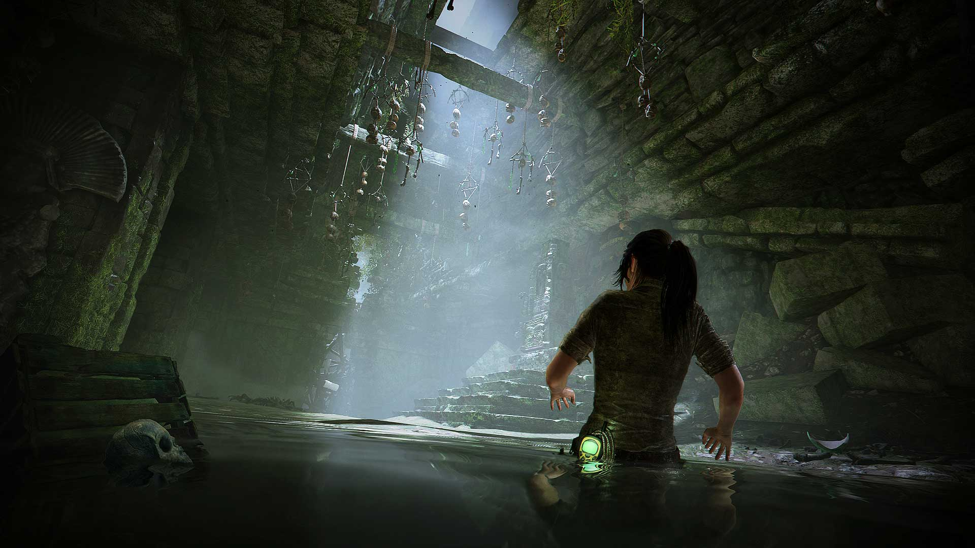 Shadow Of The Tomb Raider Ray-Traced Shadows And DLSS Performance
