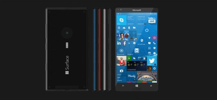 Microsoft Andromeda Could Be Launched With Telephonic Capabilities