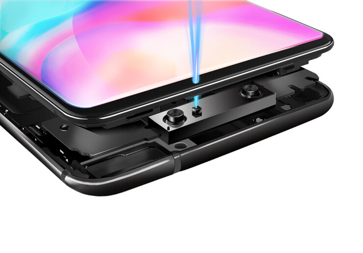 Vivo advanced 3D sensing solution take on Face ID
