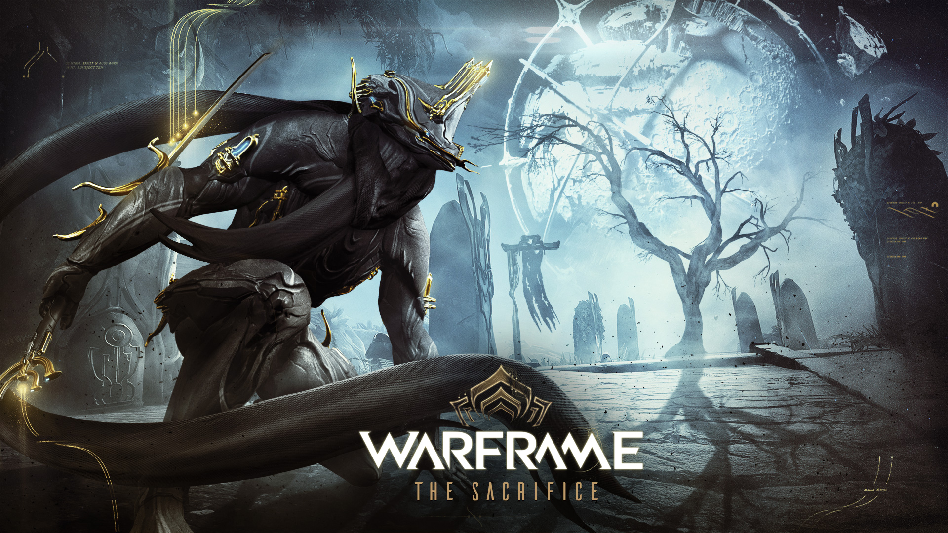 Warframe's The Sacrifice Cinematic Quest Available Now on PC, Later