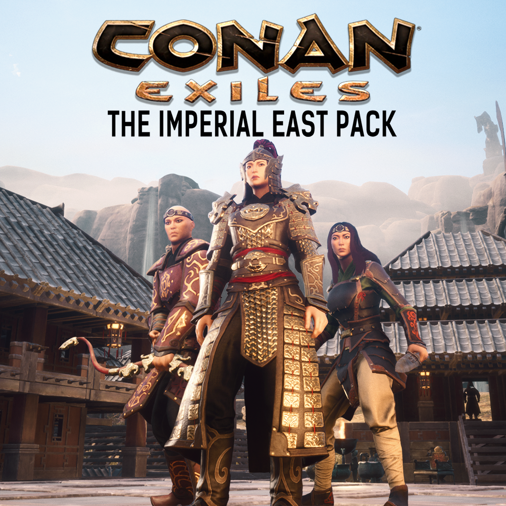 Conan Exiles Gets First DLC Named 'The Imperial East Pack'