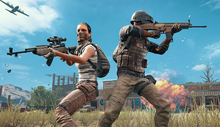 PUBG PC Update #23 Introduces Blue Zones Changes, New Weapon, Performance  Improvements, New Report System