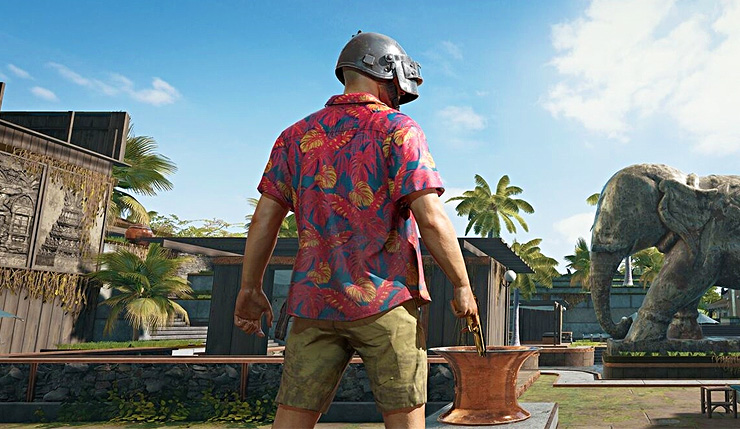 Pubg Update Pc Wallpaper: PUBG's Latest Update Fixes Sanhok Map Exploit That Let