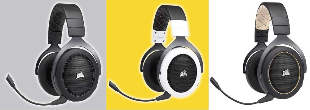 Corsair Introduces New Corsair HS70 Wireless Gaming Headsets