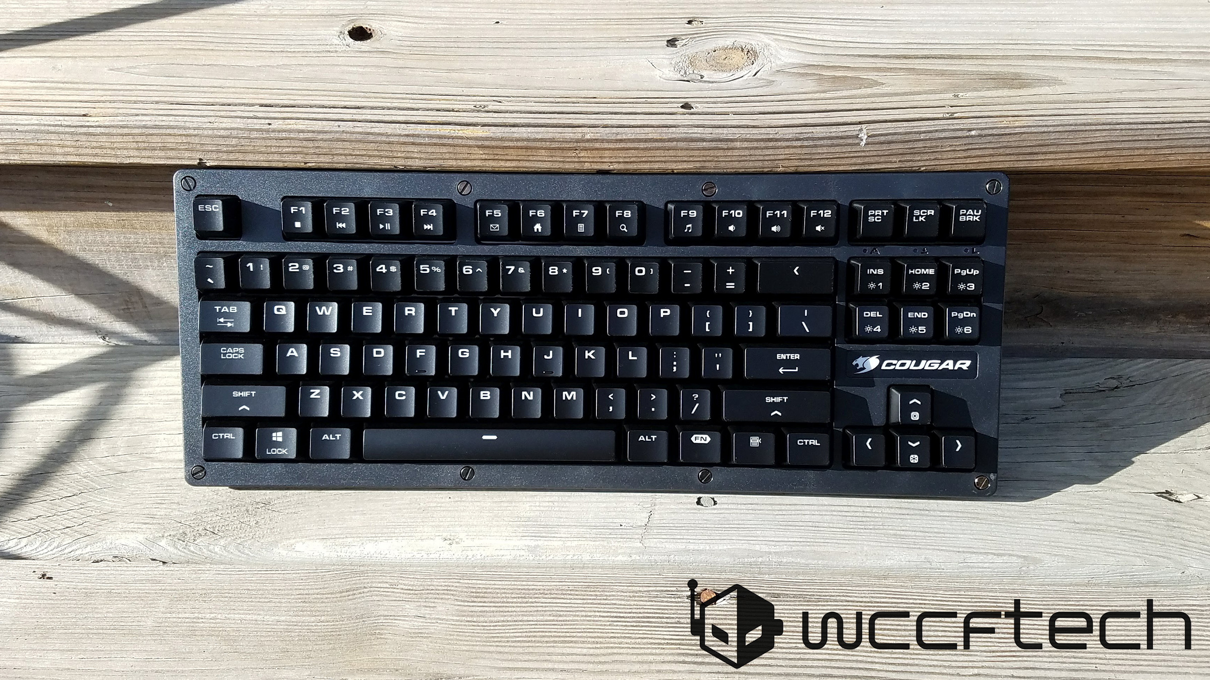 Cougar PURI TKL Review - Mechanical TKL On A Budget