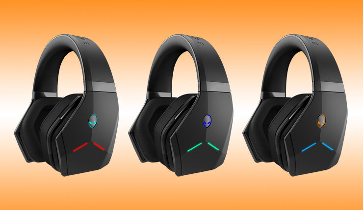 Alienware Unveils Its First Headset in Nearly a Decade and a New