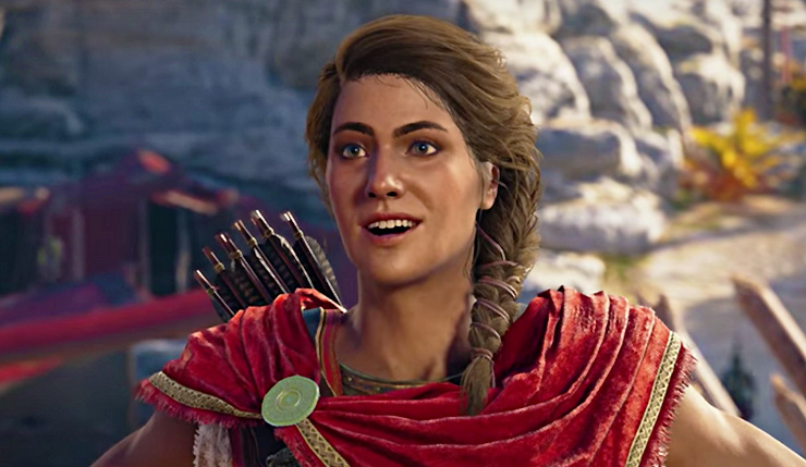 Ubisoft Exec Didn T Want Female Led Assassin S Creed For A Long