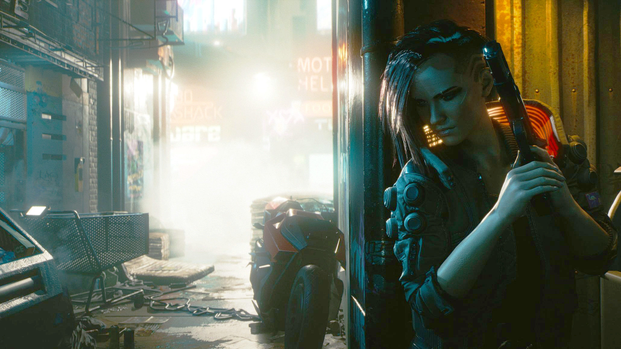 Cyberpunk 2077 Impressions The Future Of Gaming Meets A