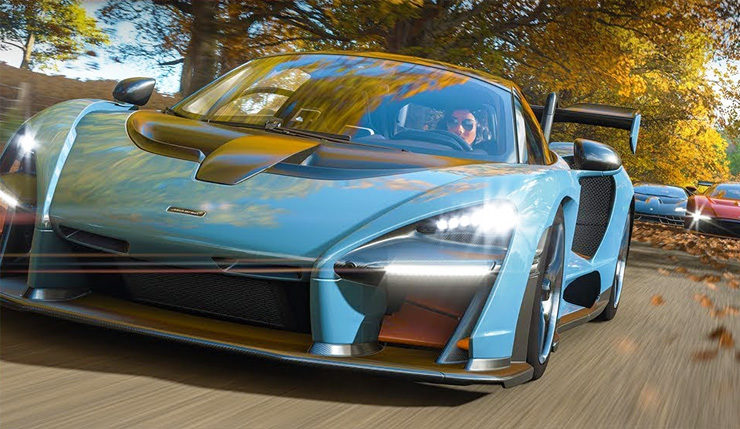 forza horizon 4 set in uk features seasons shared online open world coming in 2018. Black Bedroom Furniture Sets. Home Design Ideas