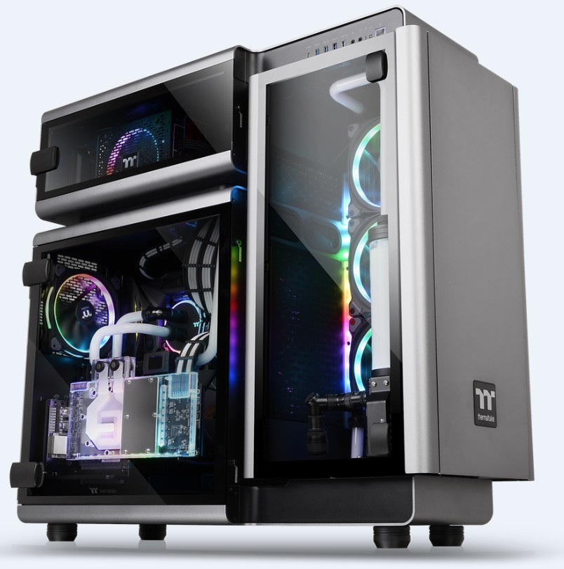 Thermaltake Releases Level 20 Gt Rgb Plus Edition As Well