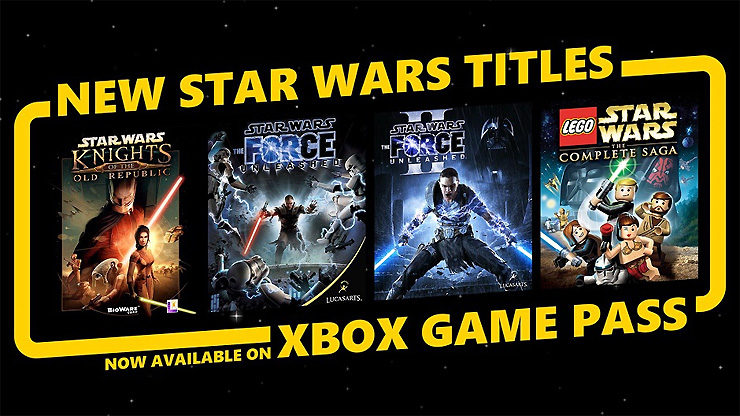 Xbox Game Pass Adds Star Wars Favorites Including Knights Of The Old Republic