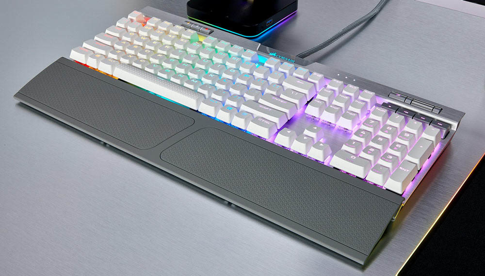 69b9feb7d4f Corsair Launches New K70 RGB MK.2 and Strafe RGB MK.2 Mechanical Gaming  Keyboards