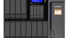 QNAP Announces the TS-1635AX 16 Bay NAS