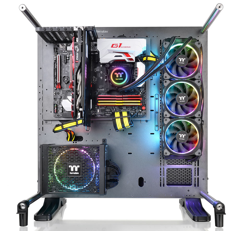 Thermaltake Announces New Addition To Core Lineup With