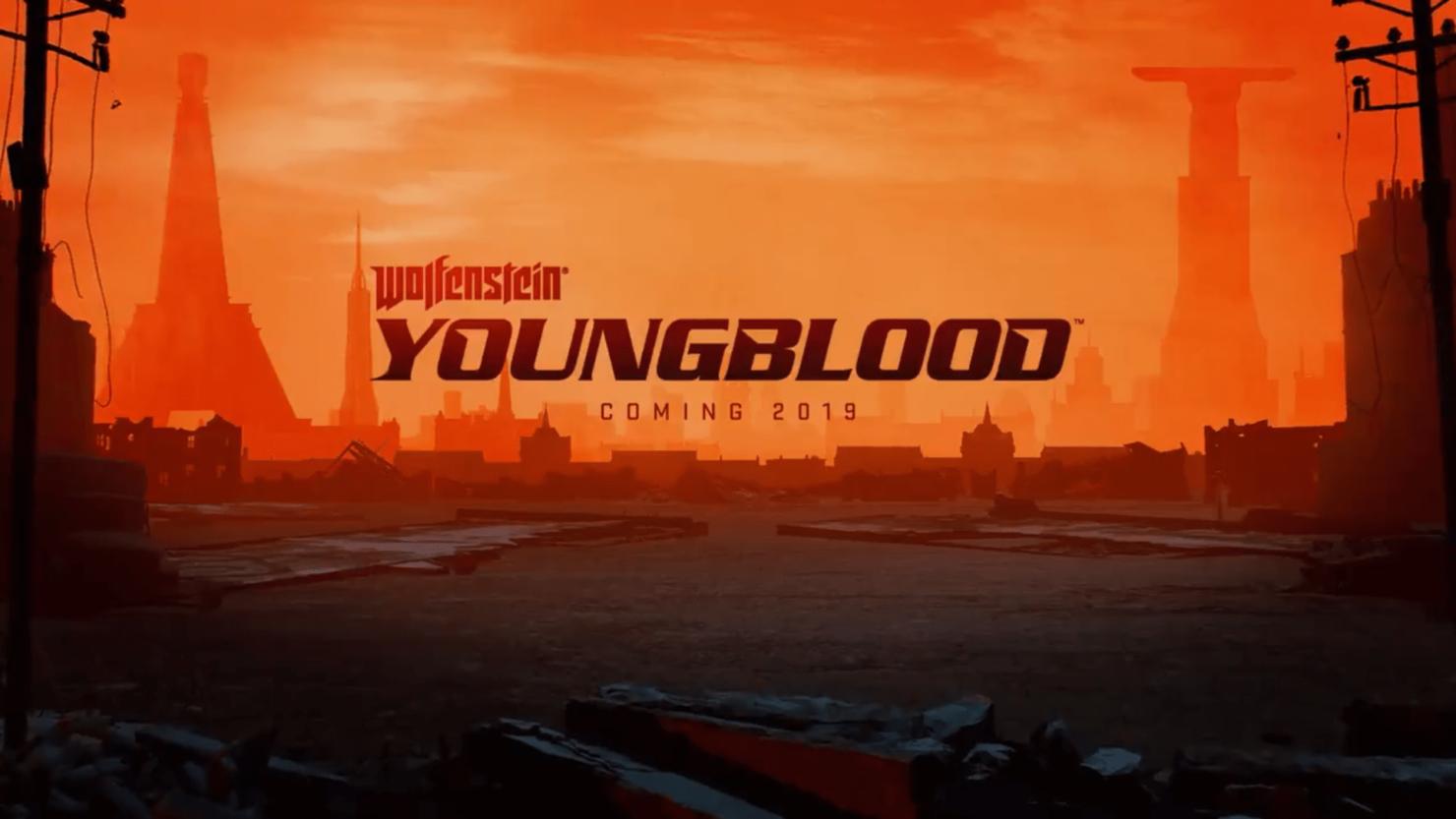 Wolfenstein Young Blood
