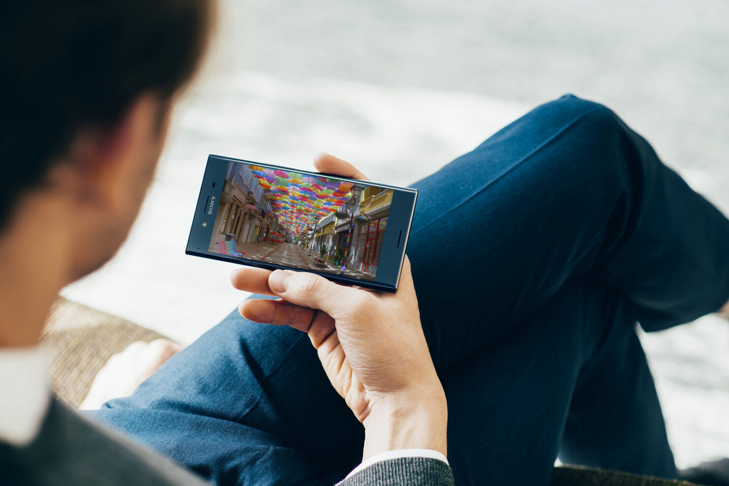 Sony Does Not Believe Bezel-Less Smartphones Are Functional - Are Not Intuitive From a User 'Point of View'