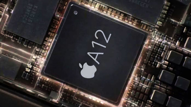 Apple's 7nm A12 Processor For 2018 iPhone Lineup Enters Mass